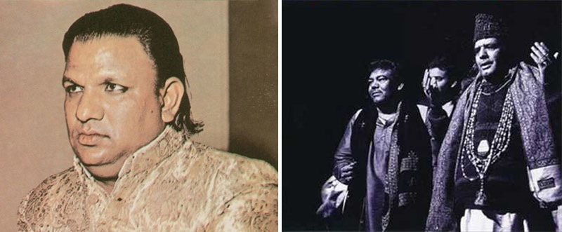 Aziz Mian and the Sabri Brothers sold millions of albums of Sufi devotional music (Qawaali) in the 1970s.