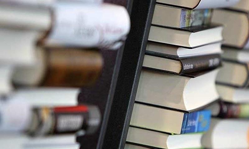 درسی کتب مرتب کرنے والے ماہرین تعلیم نے اتنی احتیاط برتی ہے کہ ہمیں ان کتابوں میں نوآبادیات کا لفظ تک نہیں ملتا۔ — اے ایف پی/فائل
