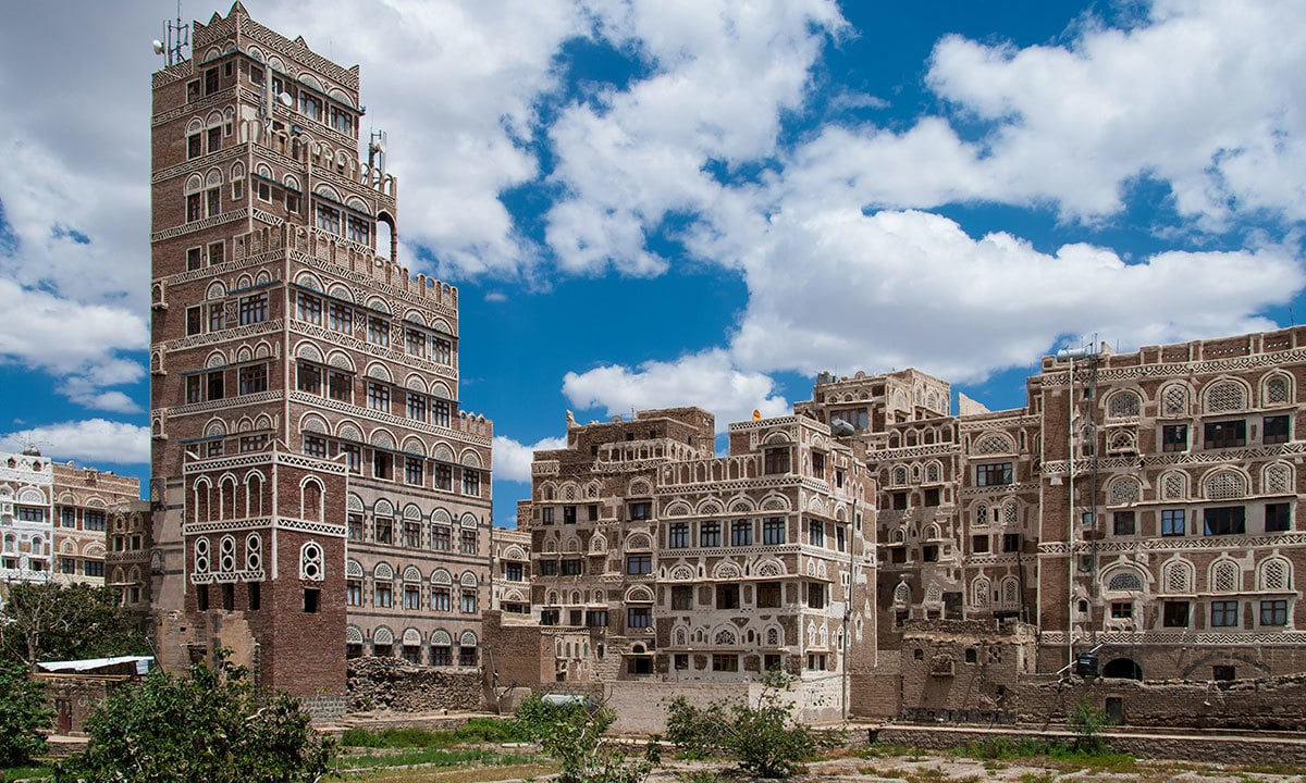 39 When You Come To Yemen I Will Be Your Tour Guide