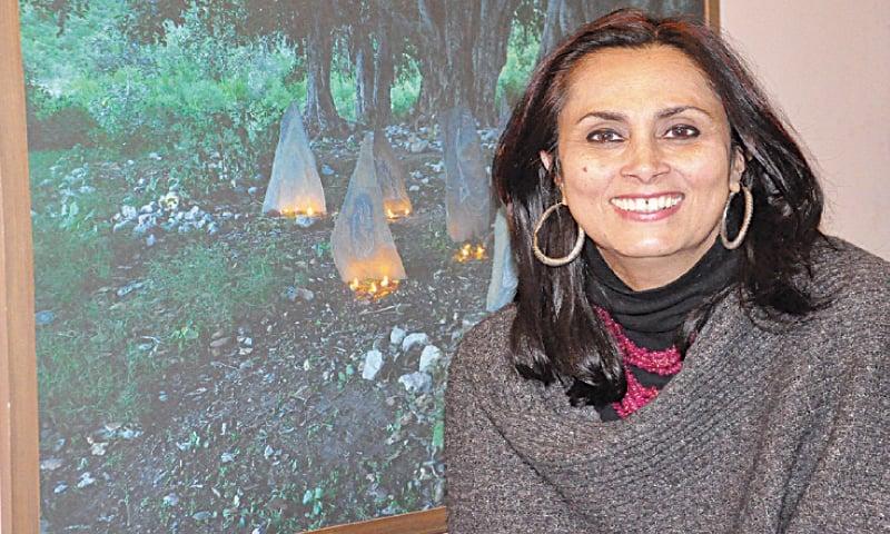 Fauzia Minallah