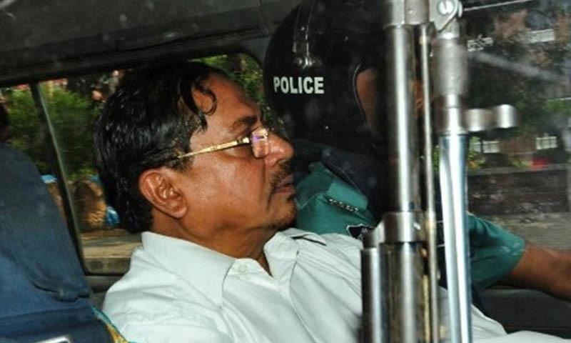 JI Bangladesh leader Mohammad Kamaruzzaman.— AFP/File