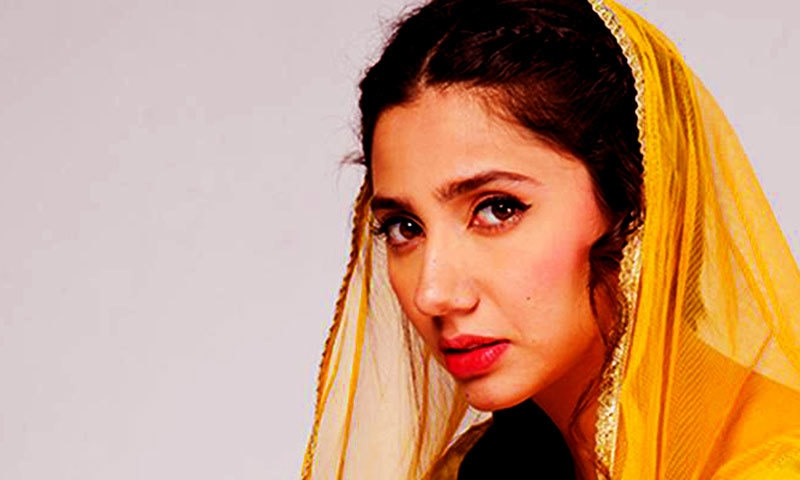 Mahira Khan as Shanno.—Photo Courtesy: hum.tv