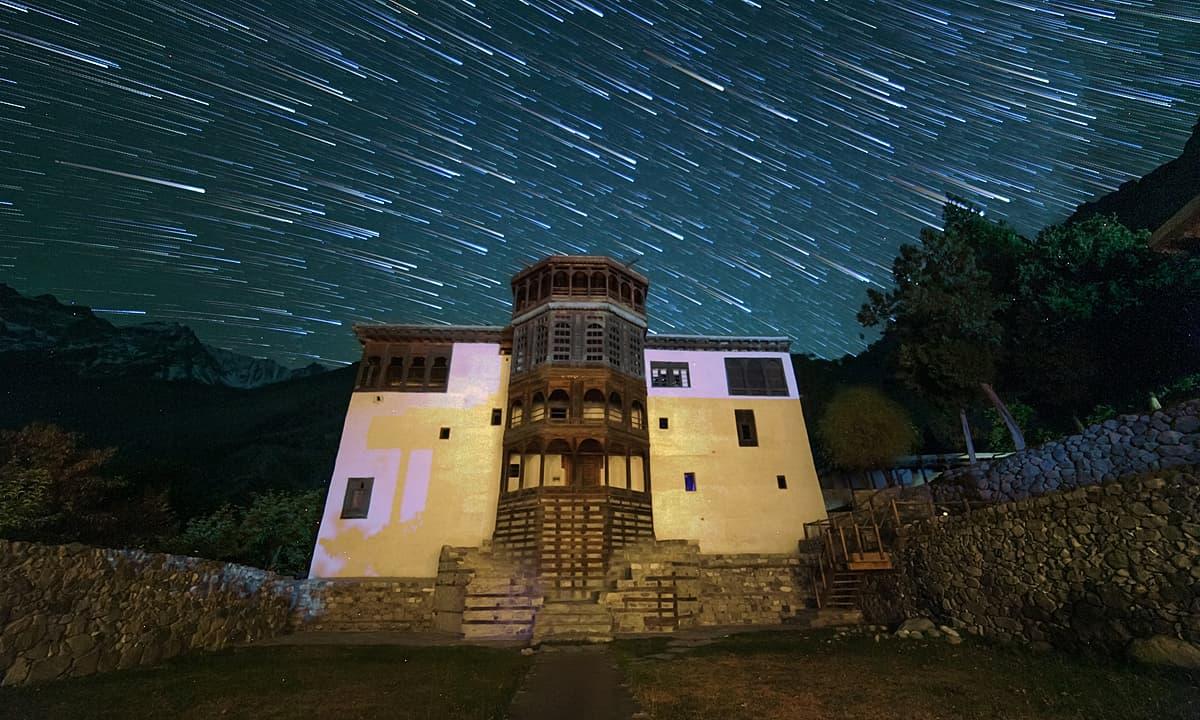 خپلو قلعہ — فوٹو سید مہدی بخاری