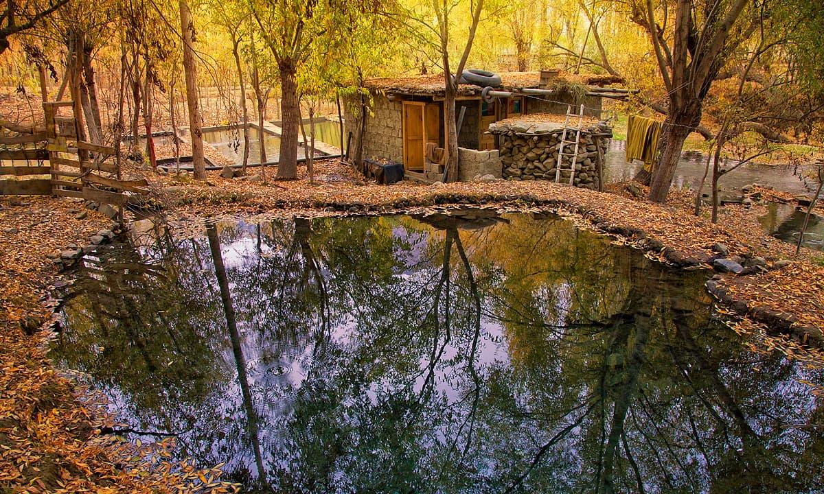 مچلو — فوٹو سید مہدی بخاری
