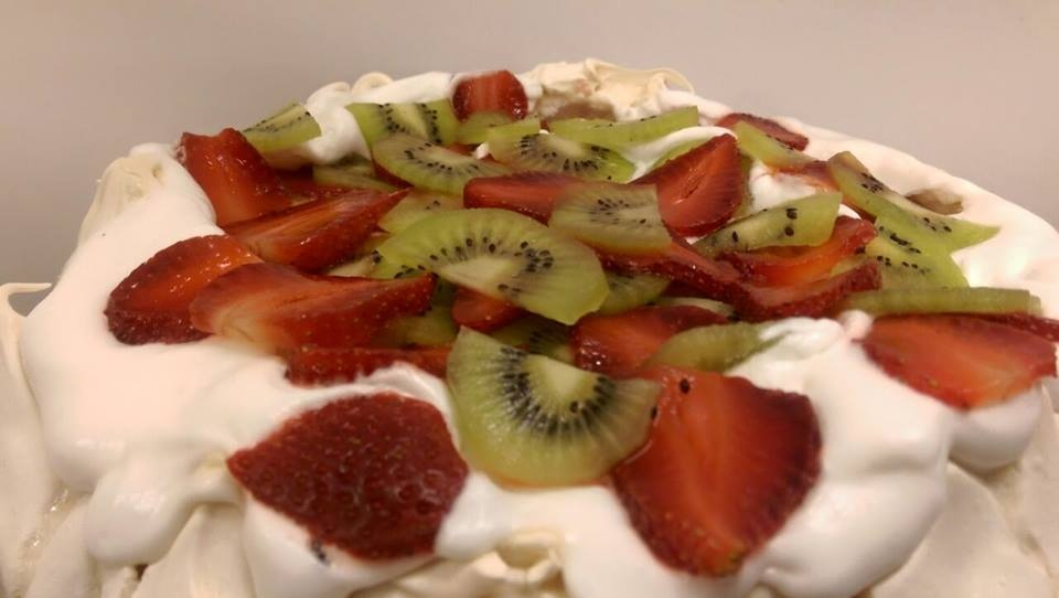 Sadly, strawberries and kiwis are seasonal