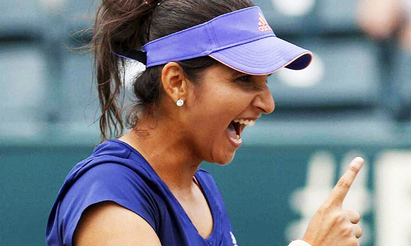 Despite persistent attacks, Sania single-handedly dragged Indian tennis from the 1970s into the 21st century. —AP