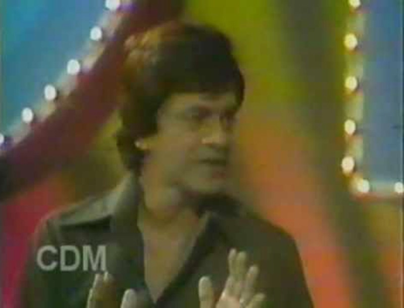 A battered, bitter and bruised Waheed Murad on Anwar Maqsood's stage show, 'Silver Jubilee', 1982.