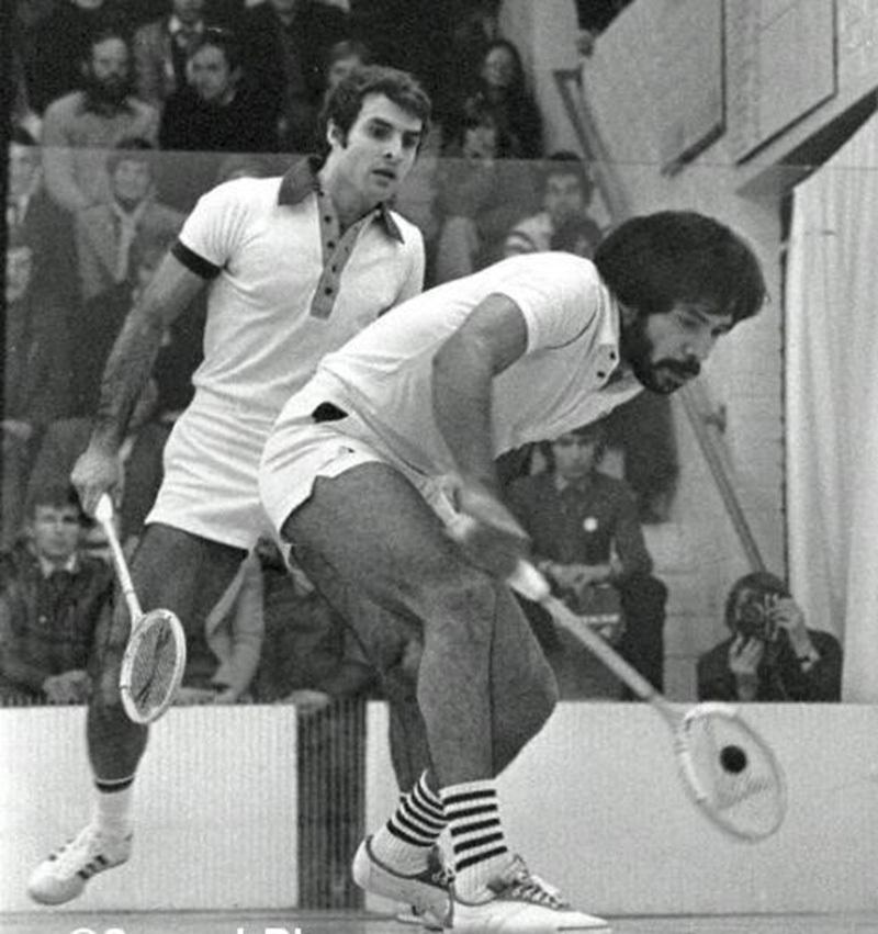 Torsam Khan (right).