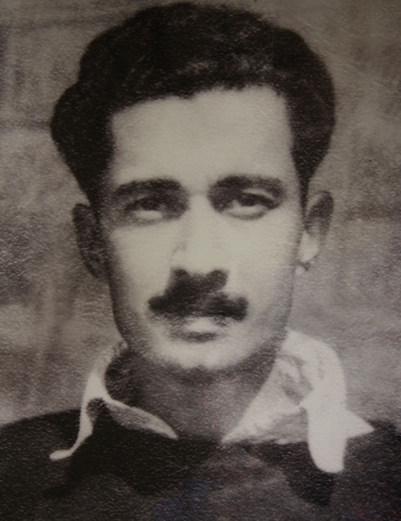 Hassan Nasir in 1956.
