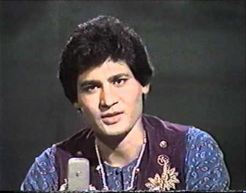 Asad Amanat Ali performing on PTV in 1980.