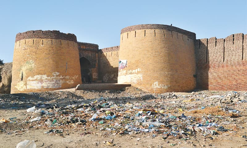 Umerkot: Lost in history