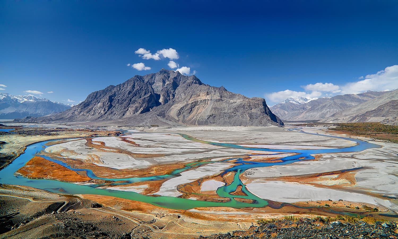 Shigar delta. — S.M.Bukhari