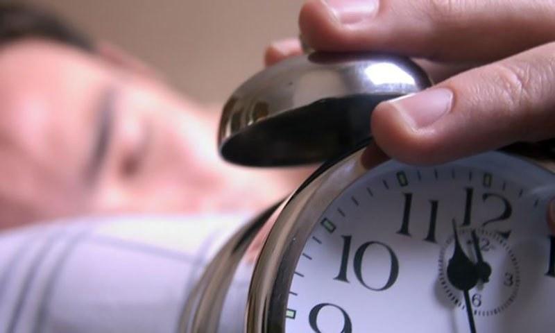 نیند کی کمی دماغی امراض کی بڑی وجہ