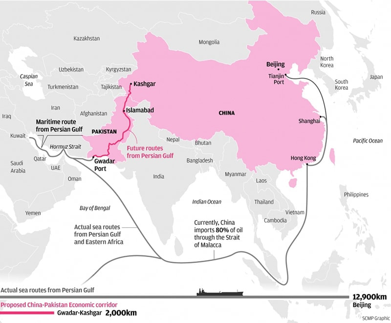 Chinas new silk road Whats in it for Pakistan Pakistan