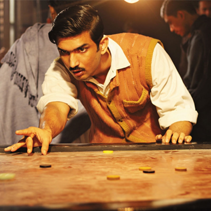 Sushant Singh Rajput as Detective Byomkesh Bakshy—Photo courtesy: dndindia