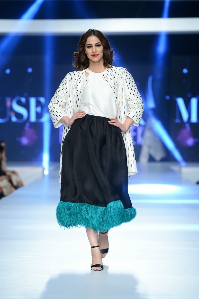 This skirt by MUSE impressed. - Photo: Faisal Farooqui and his team at Dragonfly