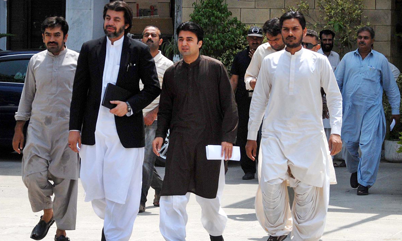 The MNA (2ndR), a student of the UoP Department of Environmental Sciences from 2005 to 2009, has filed a petition in the Peshawar High Court seeking orders for the University of Peshawar to issue him a degree. — Online/file