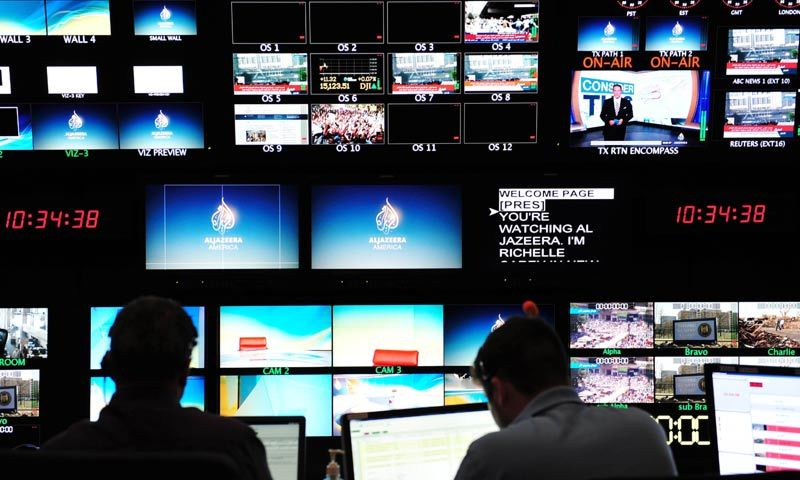 India takes Al Jazeera off air in Kashmir map row