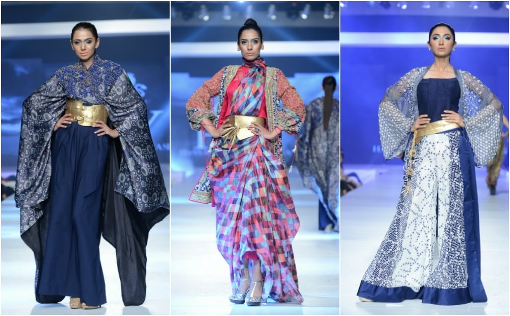 Looks from HSY.— Photo:  Faisal Farooqui and his team at Dragonfly