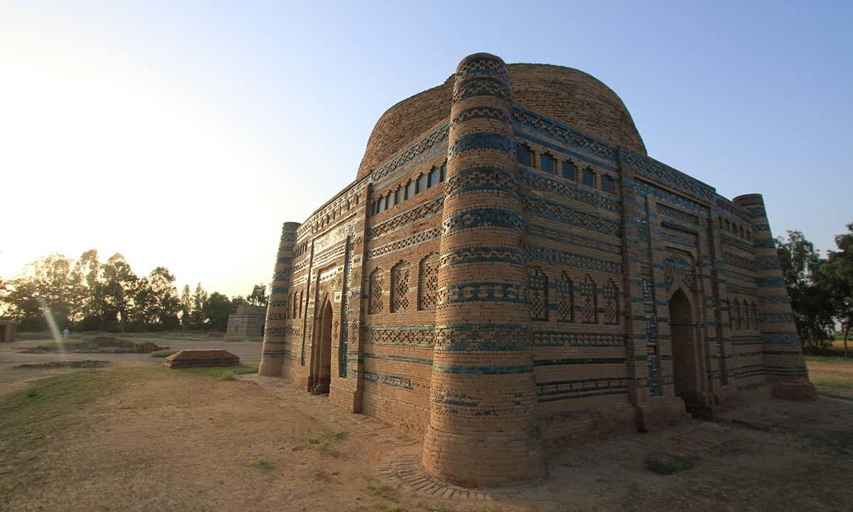 The Lal Marah tombs