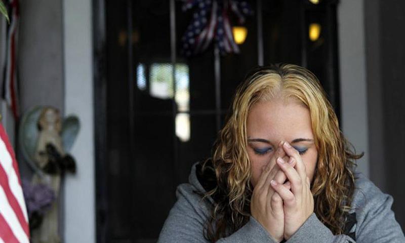 ذہنی تناؤ کو کم کرنا ہمارے اپنے ہاتھ میں ہے، لیکن اس کو خود پر حاوی کرنا صحت کے لیے شدید نقصاندہ ثابت ہو سکتا ہے۔ — رائیٹرز