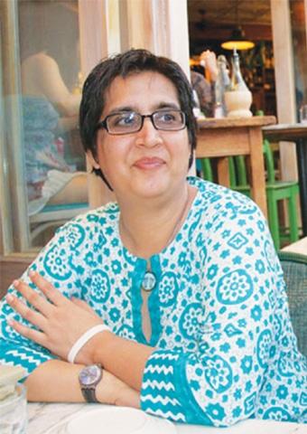 سبین محمود