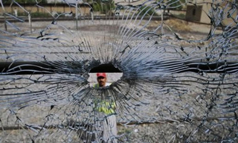 Gunmen killed 20 construction workers and injured three others in a pre-dawn attack on a labourers' camp near Turbat, in Balochistan's Kech district on April 11.— AP/file