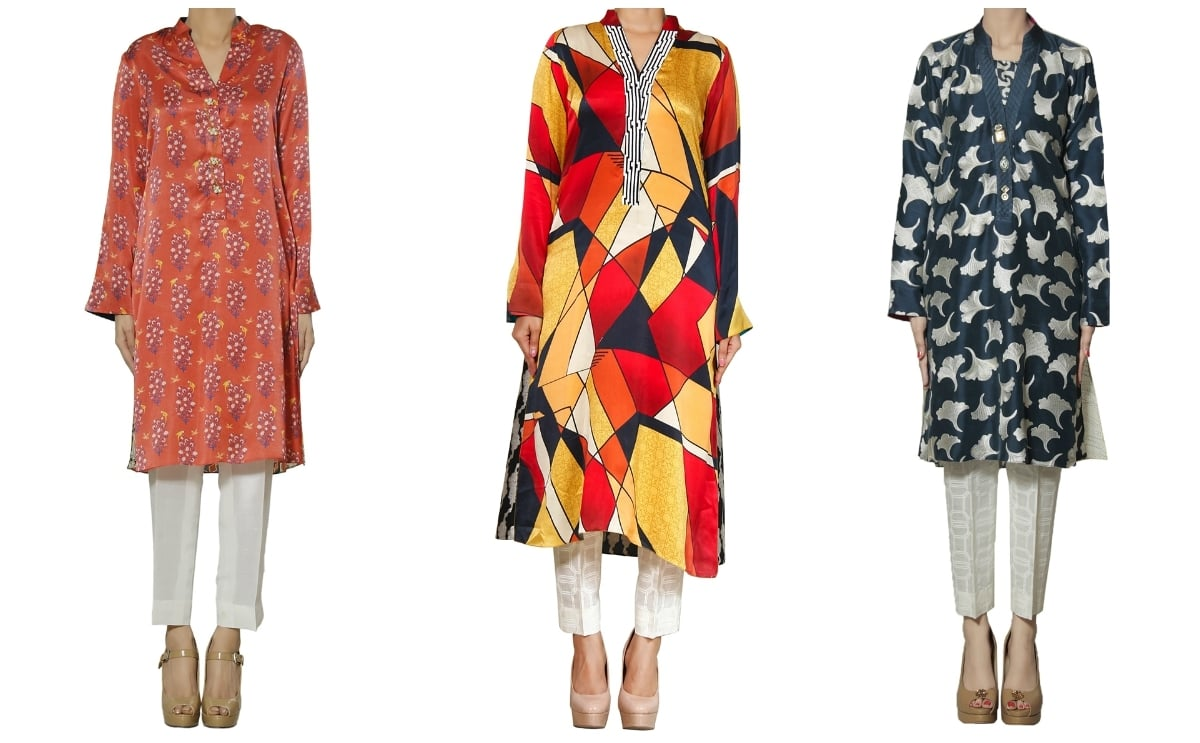 Three looks from Sania Maskatiya.— Photo courtesy: Sania Maskatiya's website