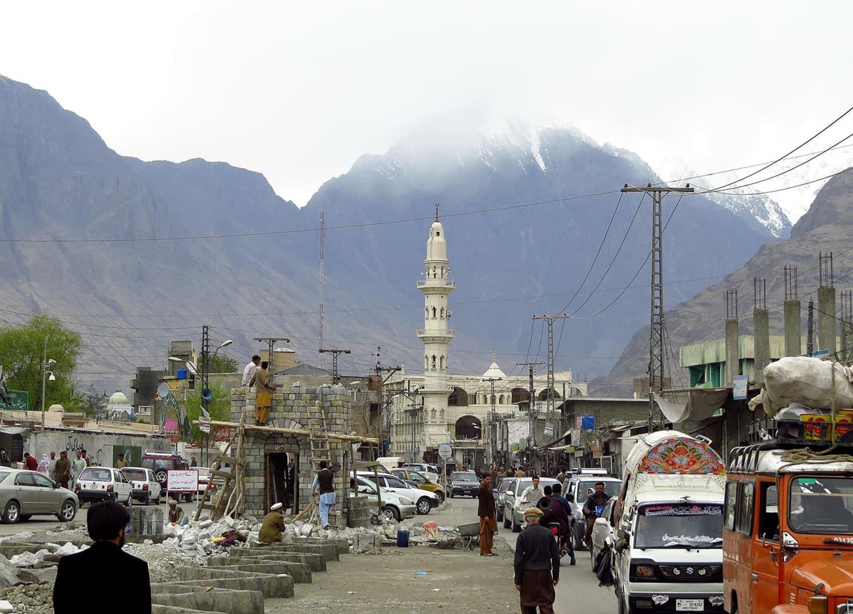 Gilgit.