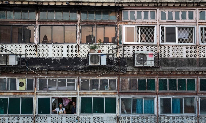 Through mumbai 39 s windows world dawn com for 500 sq ft house construction cost