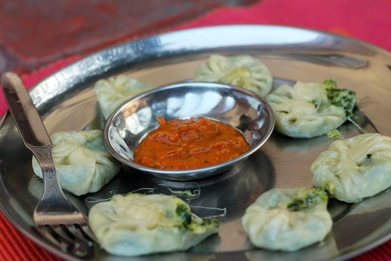 The momo dish. —Creative Commons/Jana Reifegerste