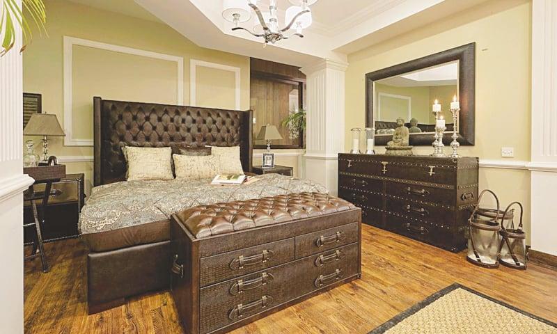 Furniture Design In Pakistan 2015 fit for a queen - newspaper - dawn
