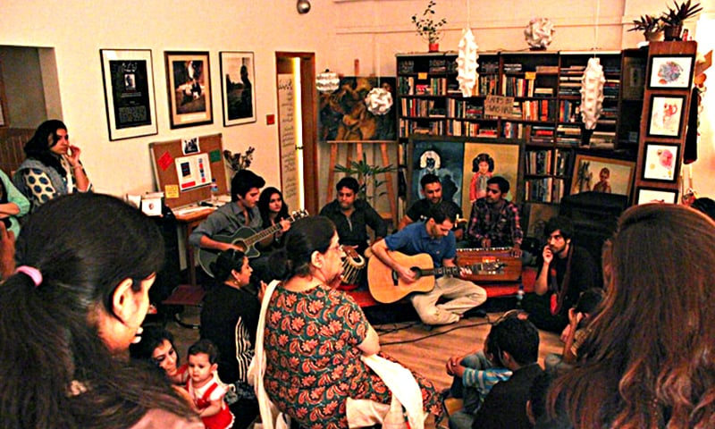 Keeping the music alive for Sabeen
