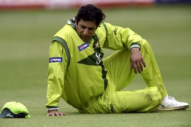 Wasim Akram confessed that he might have been a tad too slapdash with his players.