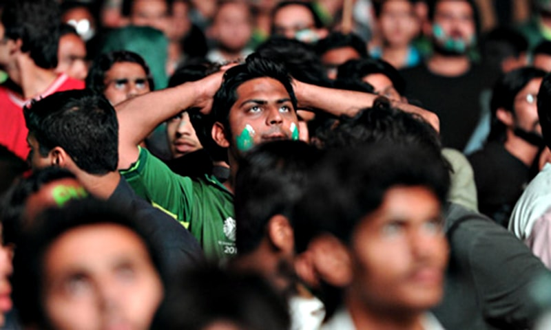 Angry green men: The illusion of ill-treatment and conspiracy in Pakistan cricket
