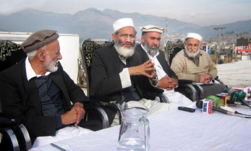 According to unofficial results, JI's Izazul Mulk Afkari defeated Haji Bahadur Khan of the ANP, by 3,856 votes. —Online/File