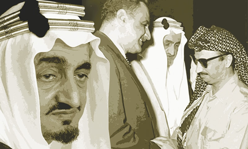 Smokers' Corner: Once upon a Saudi king