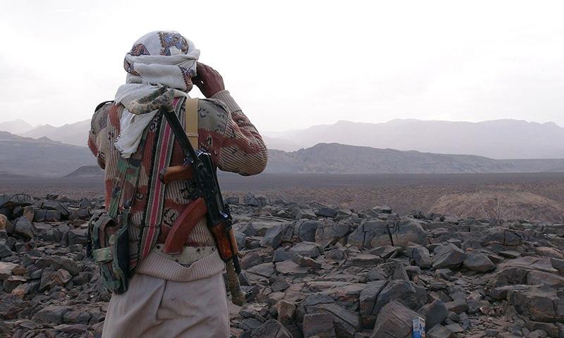 جنگ بندی کے حوالے سے حوثی باغیوں کی جانب سے براہ راست کوئی بیان سامنے نہیں آیا ہے — اے ایف پی فوٹو