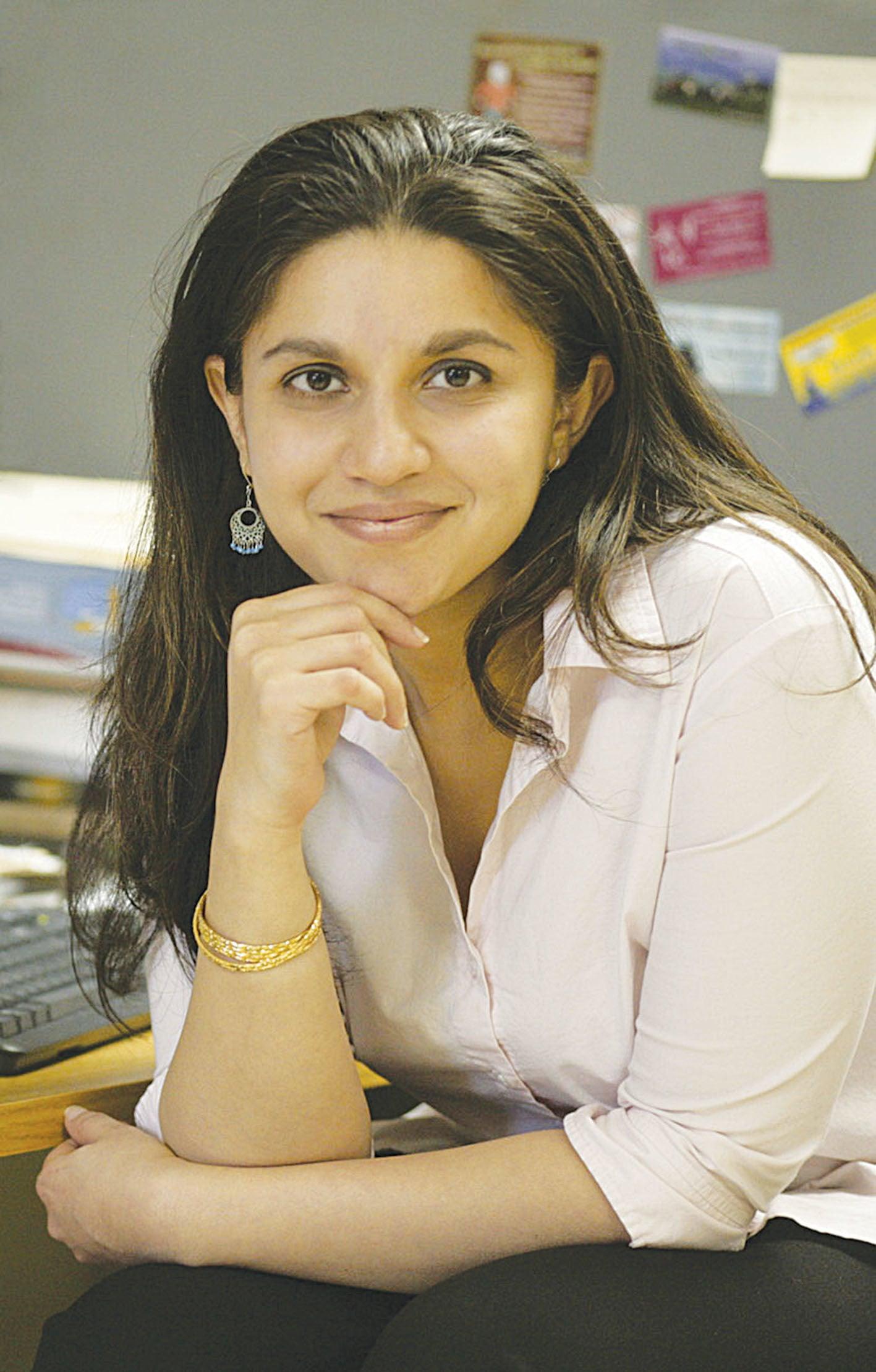 Rafia Zakaria   Photo by Jeremy Hogan