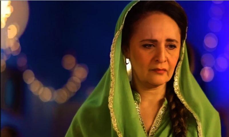 Hina Bayat Khan as Zulaikha's mother.