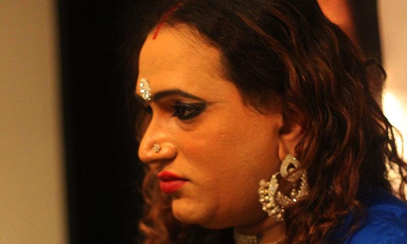 I should have access to a life with dignity, says Laxmi Narayan Tripathi.  — Photo: Rafeh Kiani