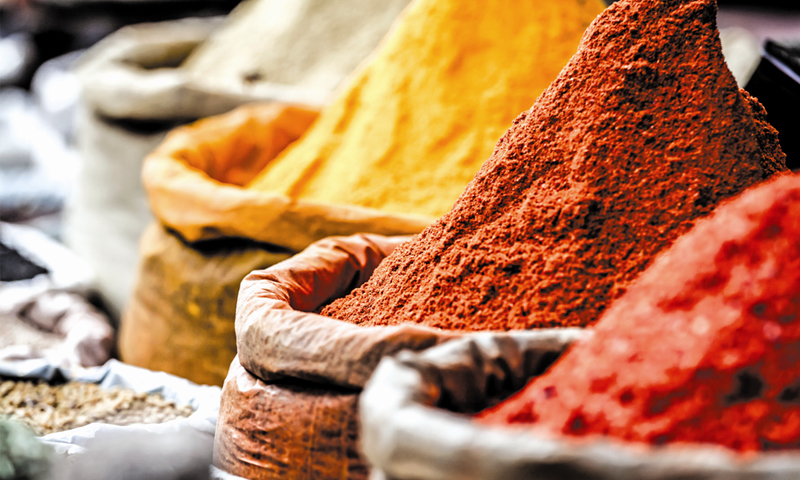 Spicing it up – Exploring Pakistan'