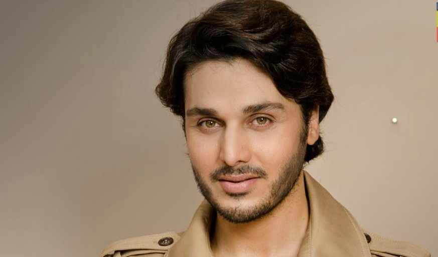Ahsan Khan as Omar. — Photo: Zid Facebook Page
