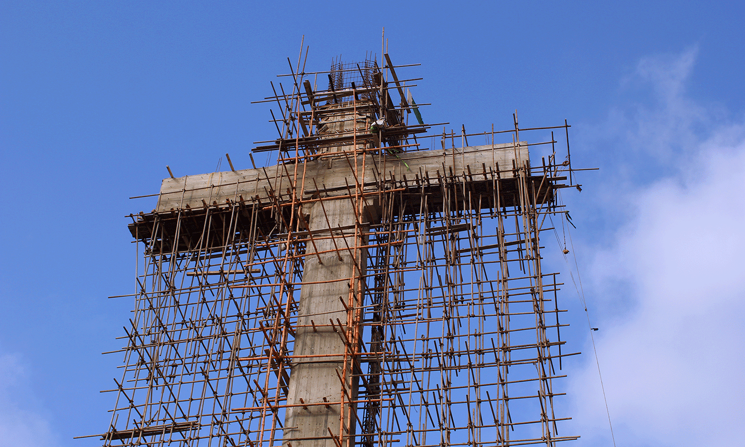 Asia's largest cross — A symbol of hope for Karachi's Christians