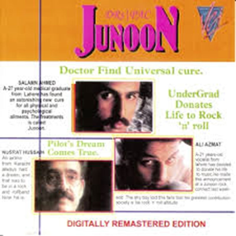 Vital Signs and Junoon: The magic, the rivalry, the history