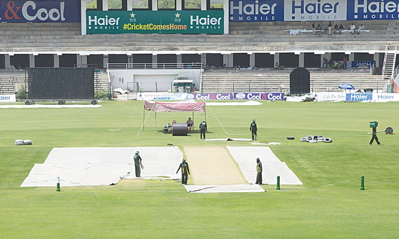 Hit for six, Pakistan homes in on revival