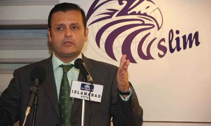 Waleed Iqbal will represent his father Javed Iqbal at the function on May 29. .—Courtesy: muslim-institute.org