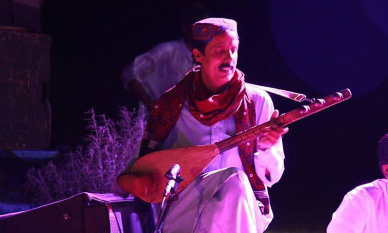 Musician performs during the concert. — Photo courtesy: The Sketches' Facebook Page