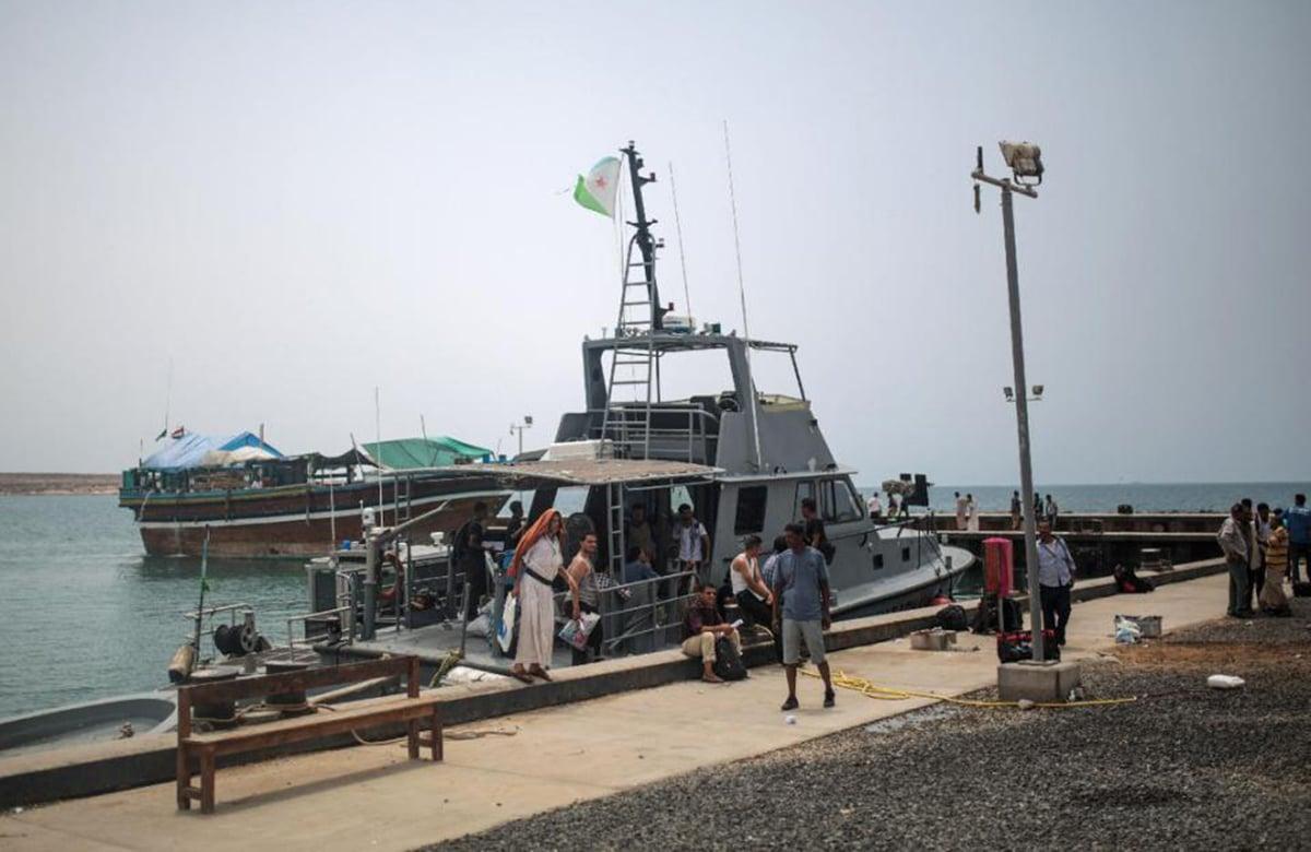 متحدہ عرب امارات کا یمن جنگ کا مقصد یمن میں بندرگاہوں پر کنٹرول حاصل کرنا تھا