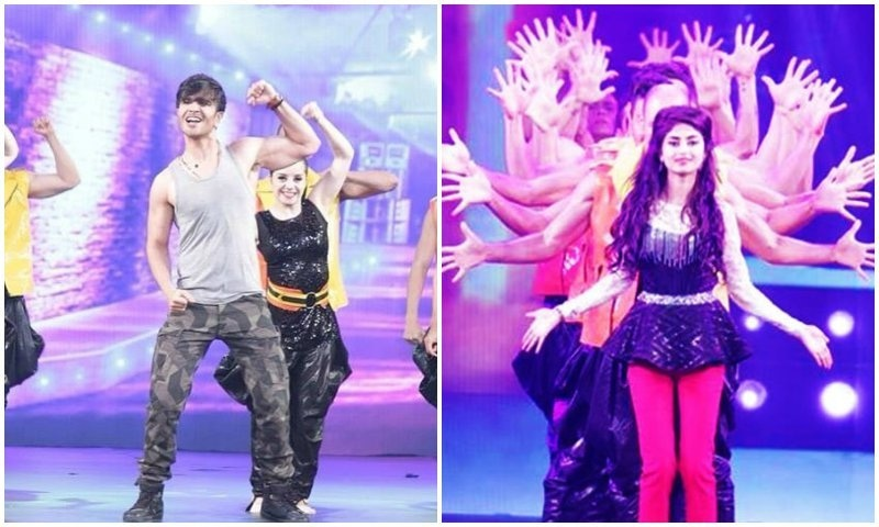 The Chup Raho co-stars performed together to Bolly hits like 'Saturday Saturday'